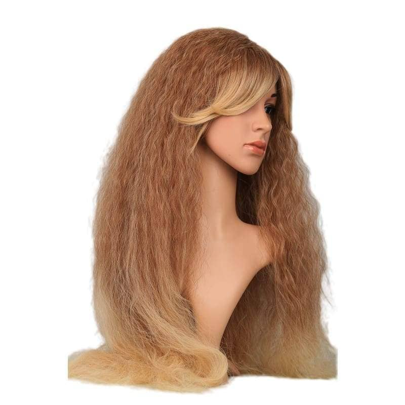Hermione Wig Harry Potter Granger Long Wavy Brown Costume - Wigs 2