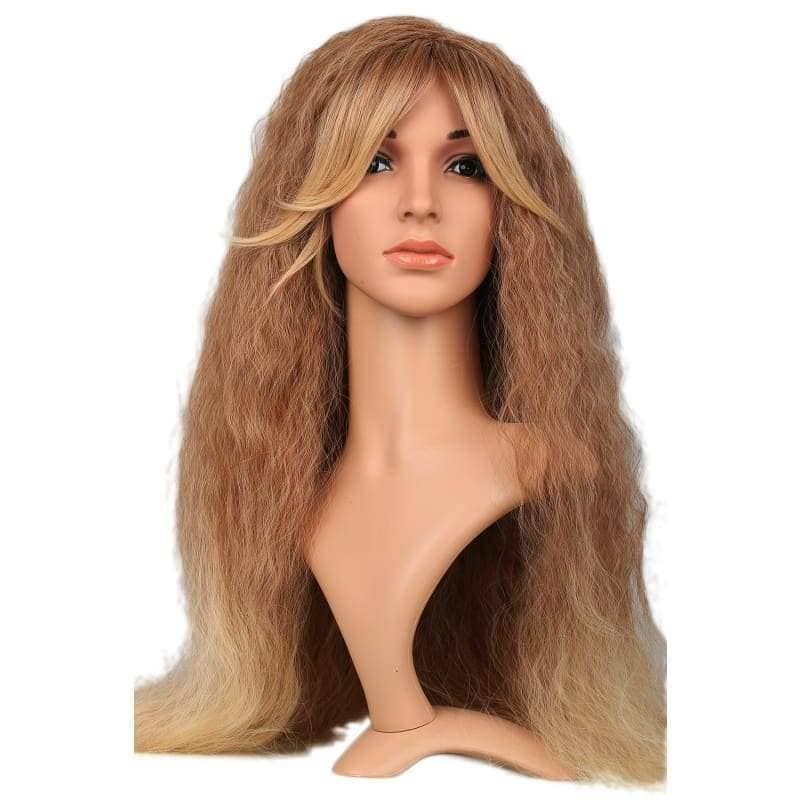 Hermione Wig Harry Potter Granger Long Wavy Brown Costume - Wigs 3