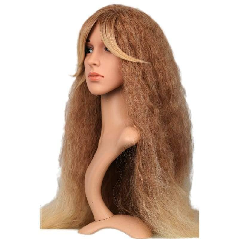 Hermione Wig Harry Potter Granger Long Wavy Brown Costume - Wigs 5