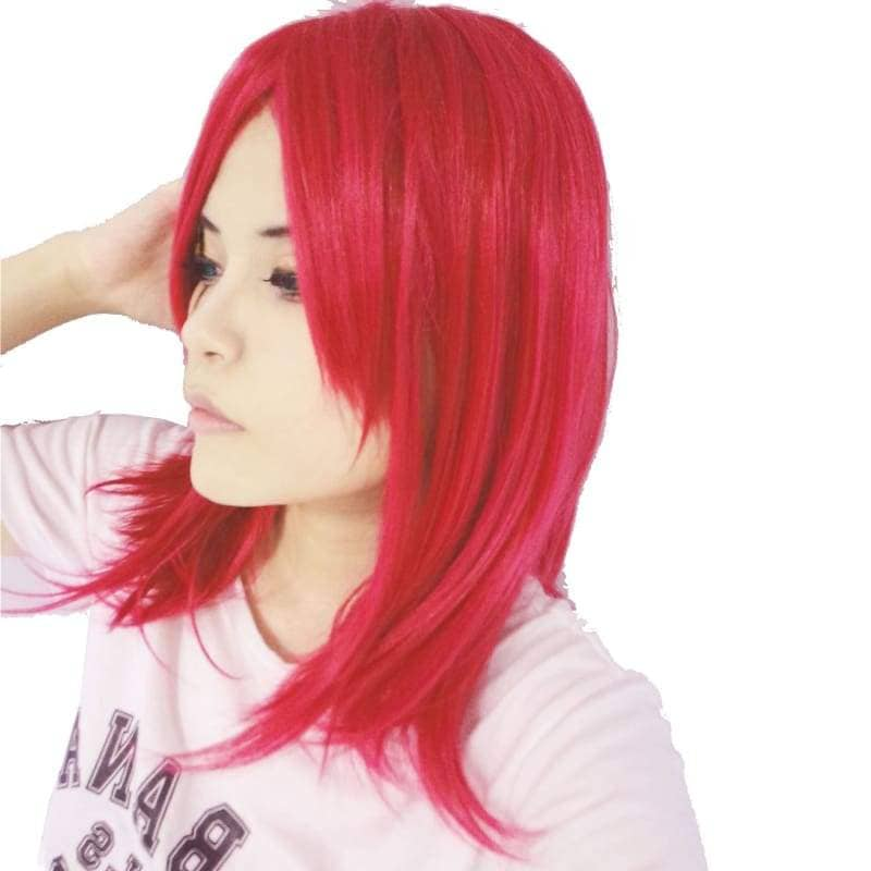 Katarina Wig League Of Legends Cosplay Long Red - Wigs 3