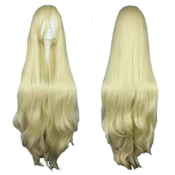 Kozakura Mari Cosplay Wigs Kagerou Project Marry Perma-Long Wig - 1