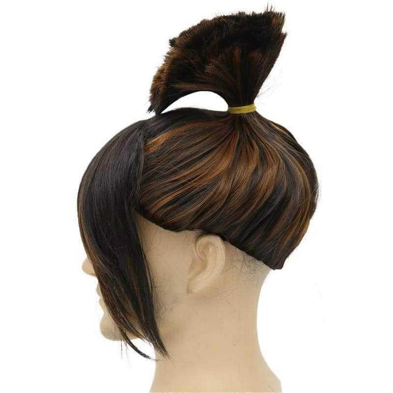 Kubo Wig And The Two Strings Cosplay Pre-Styled Hair - Wigs 2