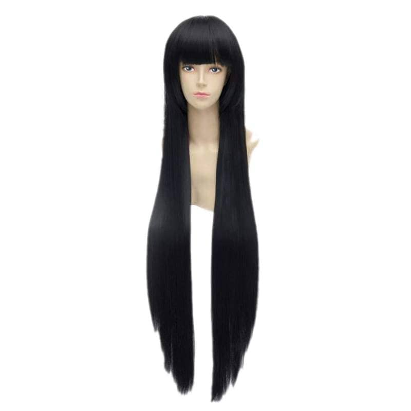 Long Straight Mio Akiyama Wig K-On Cosplay Anime - Wigs 1