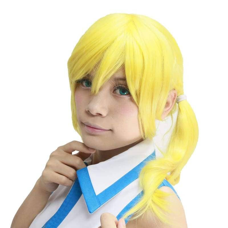 Lucy Wig Fairy Tail Heartfilia Cosplay Anime - Wigs 13