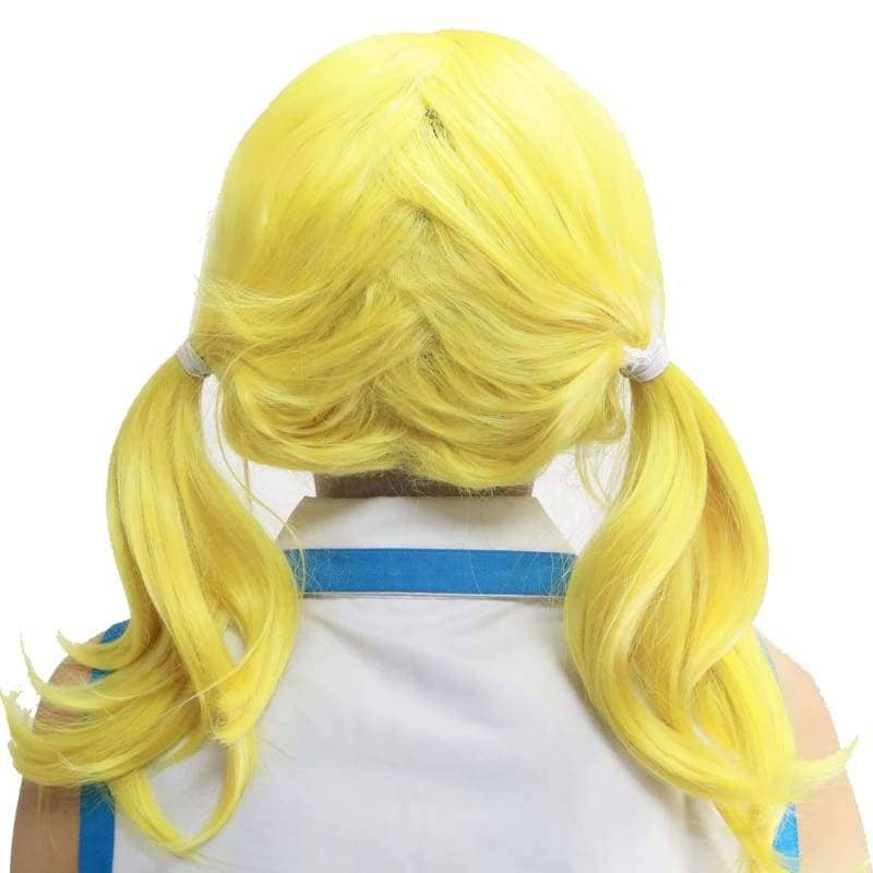 Lucy Wig Fairy Tail Heartfilia Cosplay Anime - Wigs 8