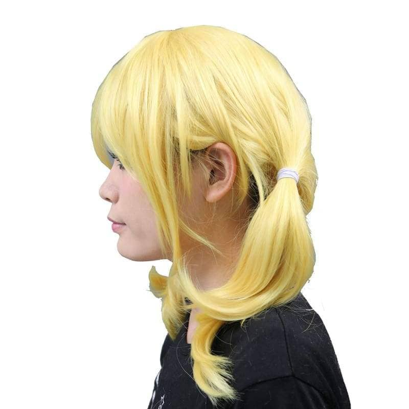 Lucy Wig Fairy Tail Heartfilia Cosplay Anime - Wigs 4