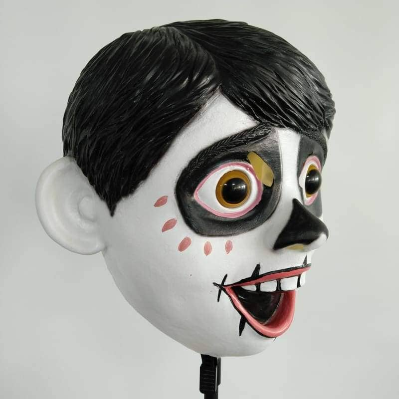 Miguel Mask Halloween Cosplay Accessory For Kids Teens - 6