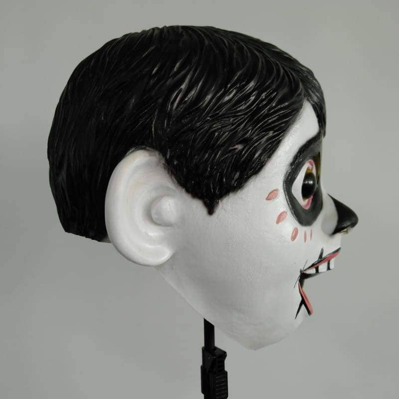 Miguel Mask Halloween Cosplay Accessory For Kids Teens - 3