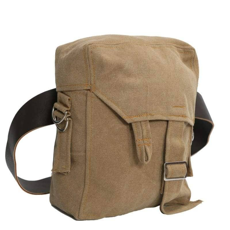 Rey Bag Star Wars 7 Cosplay Costume Accessories Brown Canvas Rey Sidebag with PU Belt - Xcoser International Costume Ltd.