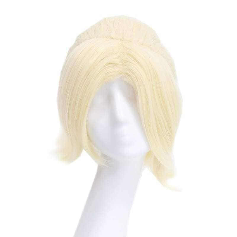 Samantha Wig Until Dawn Sam Cosplay Light Golden Hair Halloween - Wigs 1