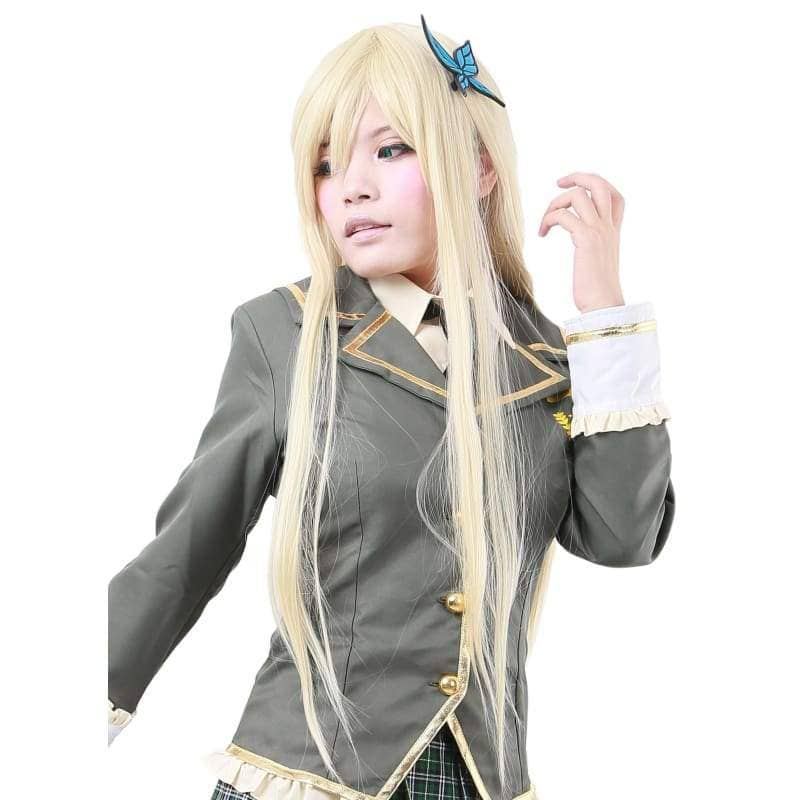 Sena Kashiwazaki Cosplay Wig Hair Accessories For Anime Boku Wa Tomodachi Ga Sukunai - Wigs 1