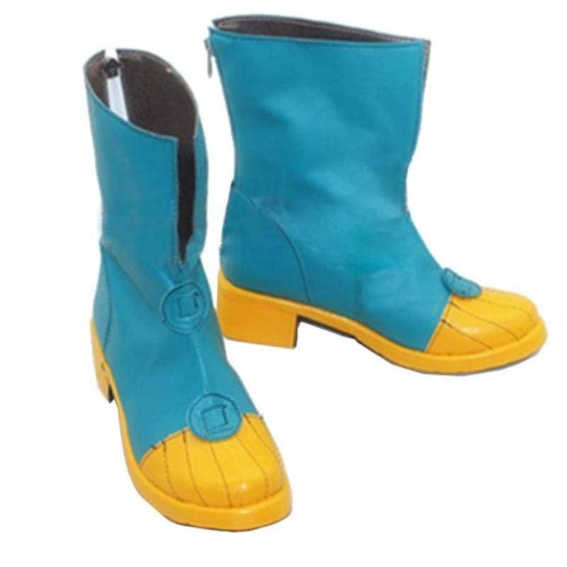 Seven Deadly Sins Shoes Grizzlys Sin Of Sloth King Cosplay - Boots 1