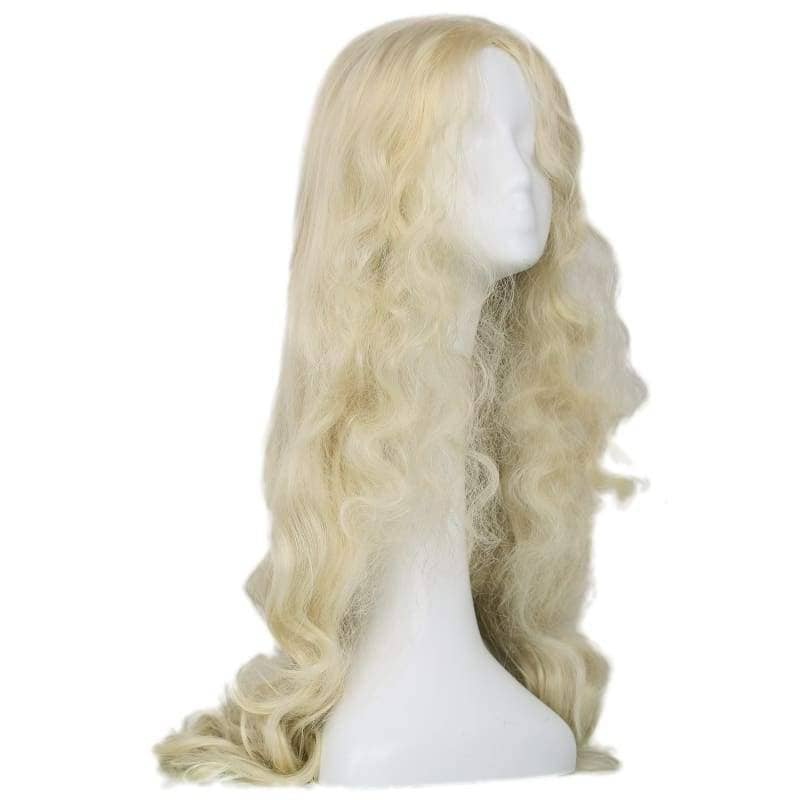 She-Ra Wig Long Wavy Light Blonde Hair She-Ra: Princess Of Power Cosplay Props - Wigs 6