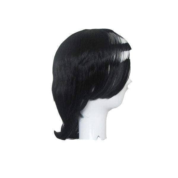 Soul Eater Death The Kid Cosplay Prop Black With White Wig Party Hair - Wigs 2