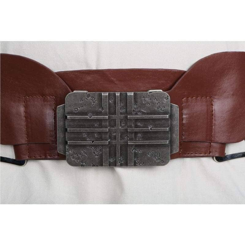 Star Lord Belt Adjatable Pu Waistband Guardians Of The Galaxy Cosplay Accessories - Props 3
