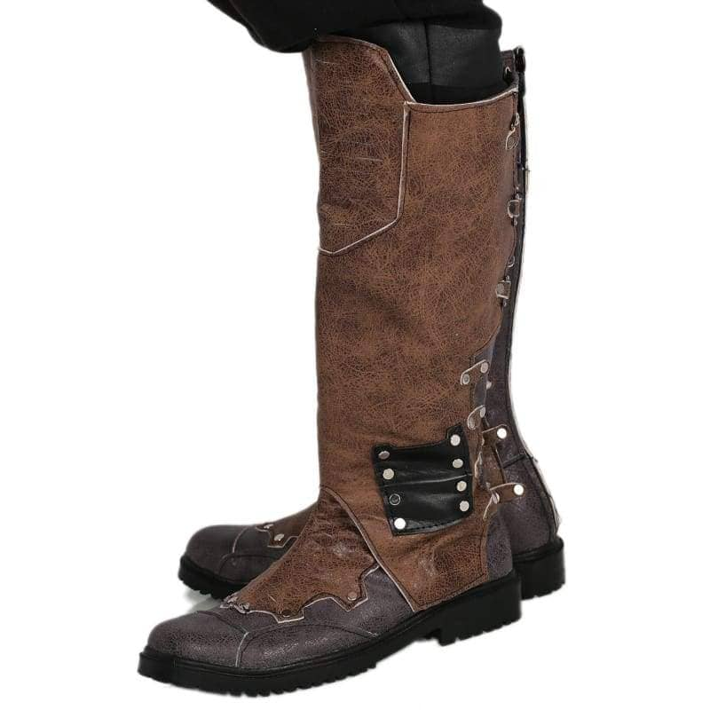 Star Lord PU Boots Guardians of the Galaxy Cosplay BootsMale 39(US 6.5)- Xcoser International Costume Ltd.