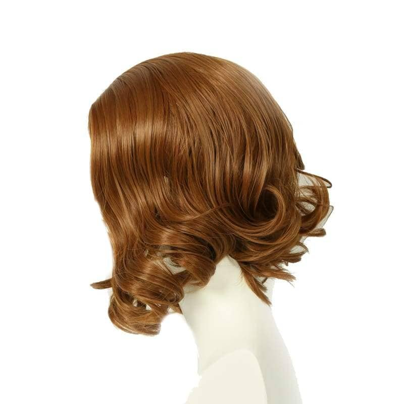 Tarzan Of The Apes Wig Brown Wavy Cosplay Accessory - Wigs 3