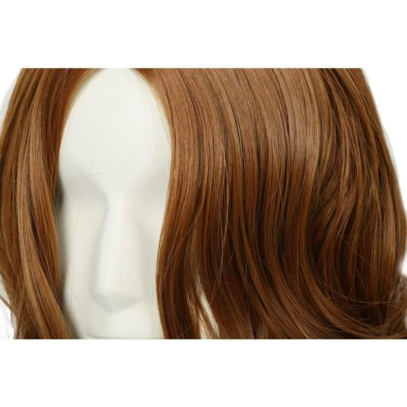 Tarzan Of The Apes Wig Brown Wavy Cosplay Accessory - Wigs 6