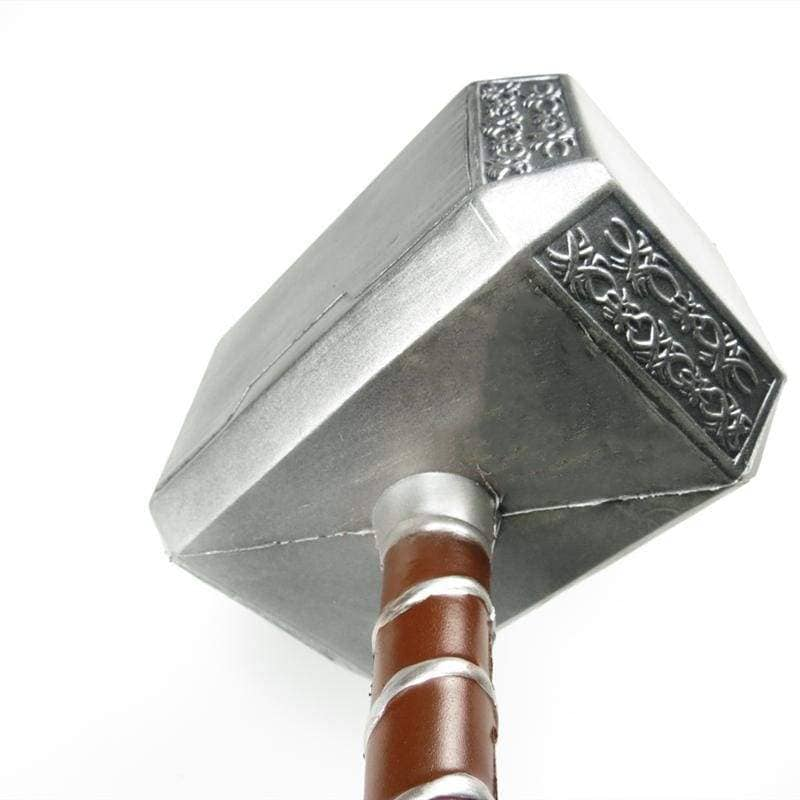 Thor Hammer Marvel The Avengers Battle Replica Cosplay Props - 2