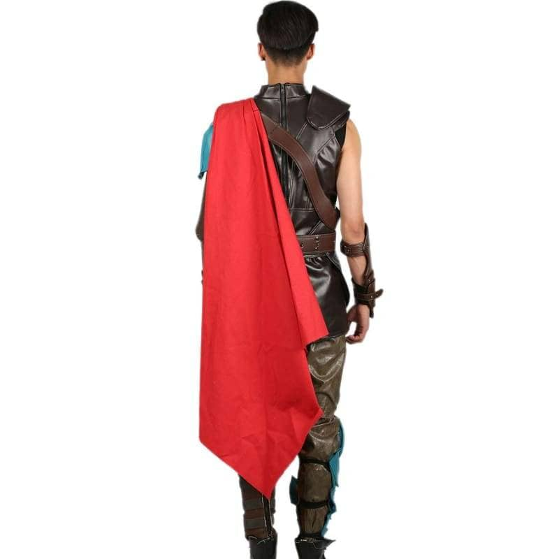 Thor: Ragnarok Thor Costume Cloak With Resin Accessories Cosplay - Props 3