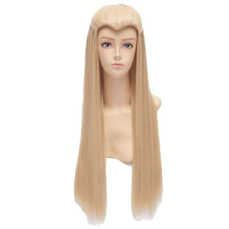 Thranduil Wig The Hobbit Cosplay Milk Golden - Wigs 1