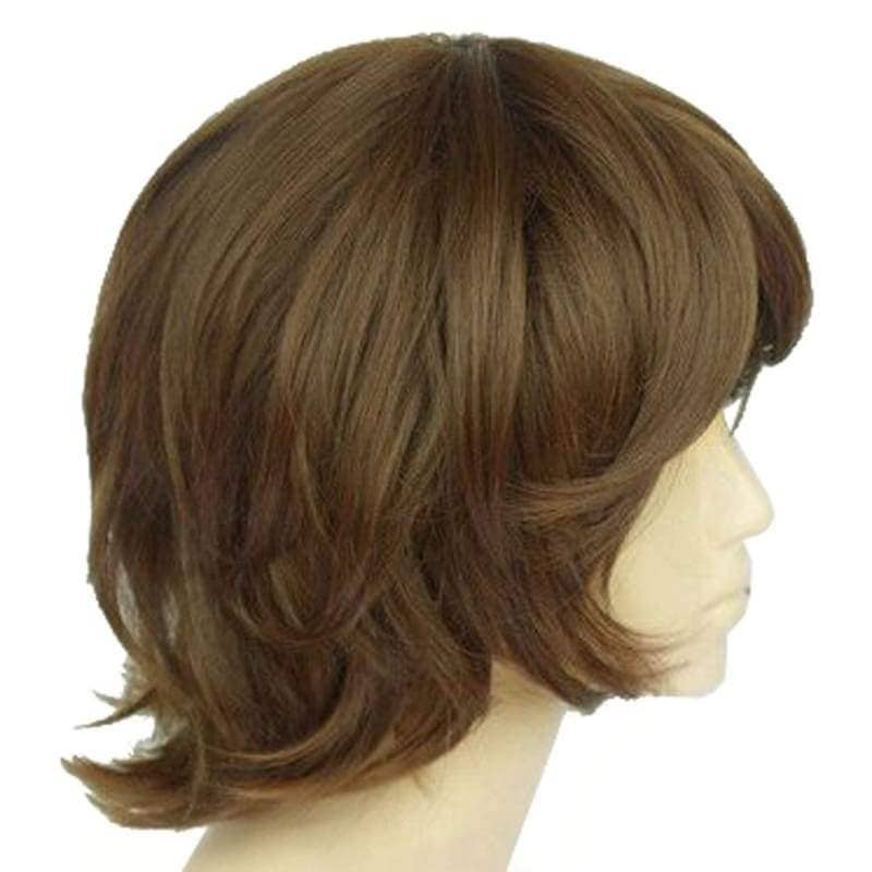 Tsubaki Sawabe Wig Your Lie In April Cosplay Short Brown - Wigs 3