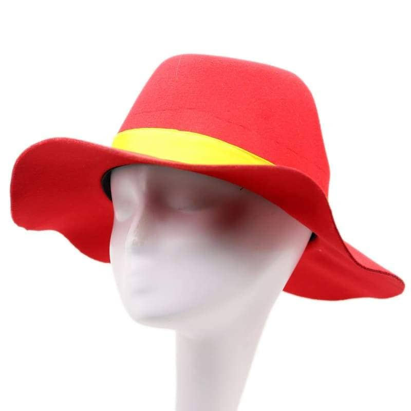 Where On Earth Is Carmen Sandiego Hat Red Cosplay Accessories - Hats 3