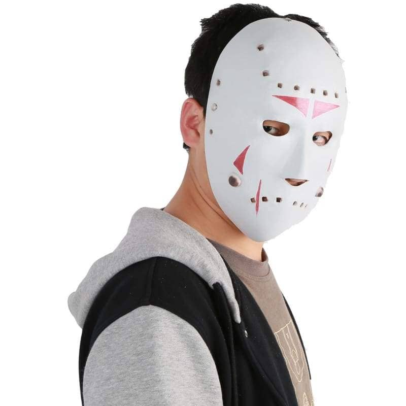 White Jason Voorhees Mask For Sale Grand Theft Auto 5 Black