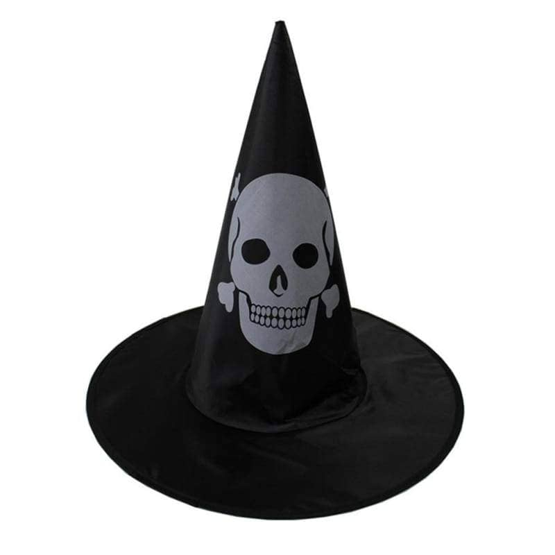 Wizard Hat Witches Halloween Masquerade Props Fit For Kids And Adults - Hats 2