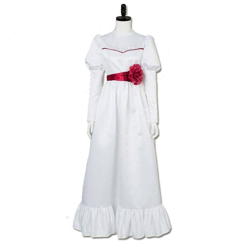 Xcoser Annabelle Comes Home 2019 New Movie Annabelle Cosplay Costume CostumesXS- Xcoser International Costume Ltd.