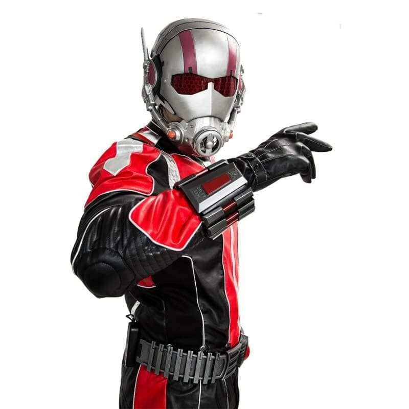 Xcoser Ant-Man Cosplay Black And Red Costume - Costumes 6