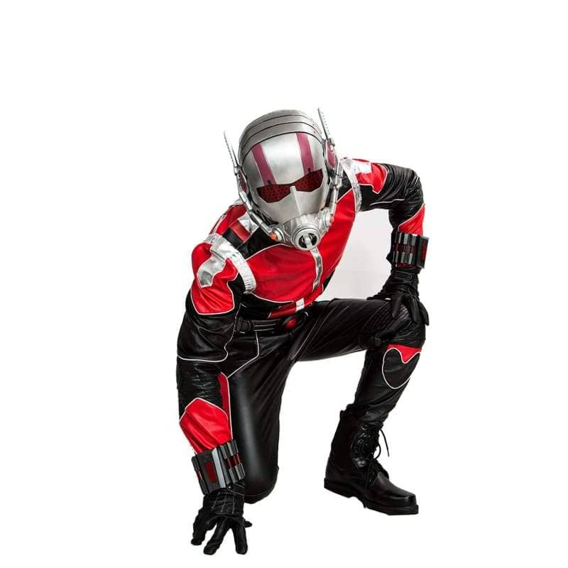 Xcoser Ant-Man Cosplay Black And Red Costume - Costumes 2
