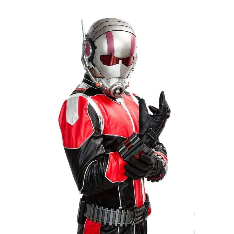 Xcoser Ant-Man Cosplay Black And Red Costume - Costumes 4