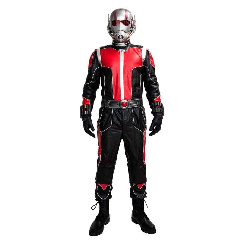 Xcoser Ant-Man Cosplay Black And Red Costume - Xs - Costumes 1