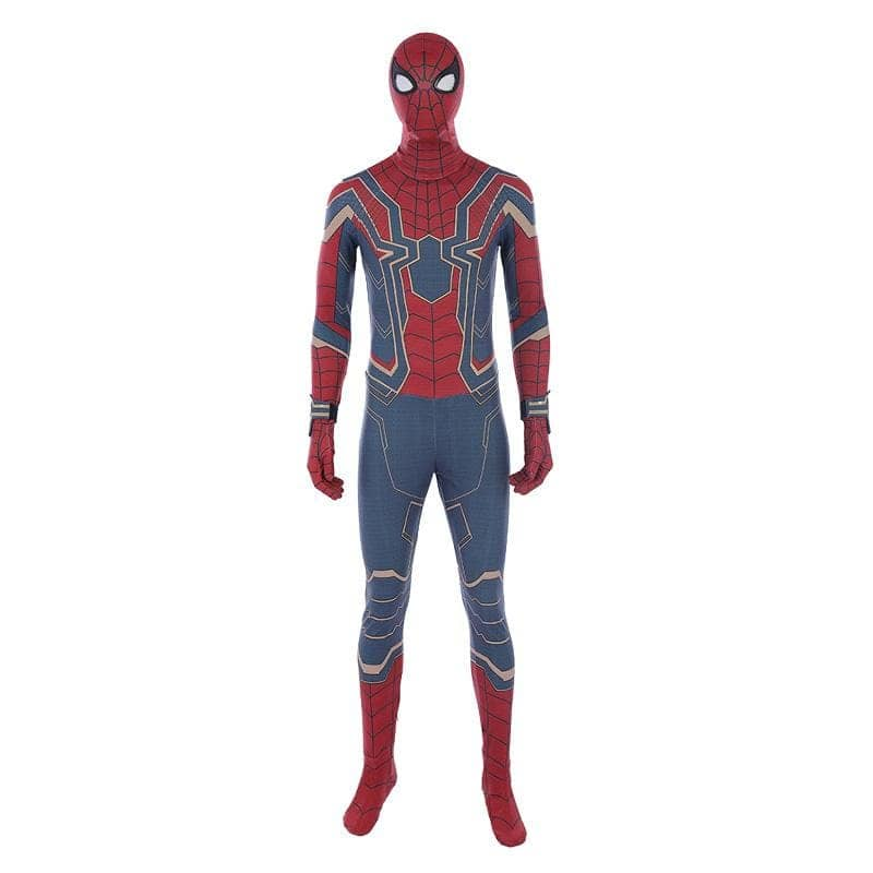 Xcoser Avengers: Endgame Iron Spider Man Cosplay Jumpsuit CostumesS- Xcoser International Costume Ltd.