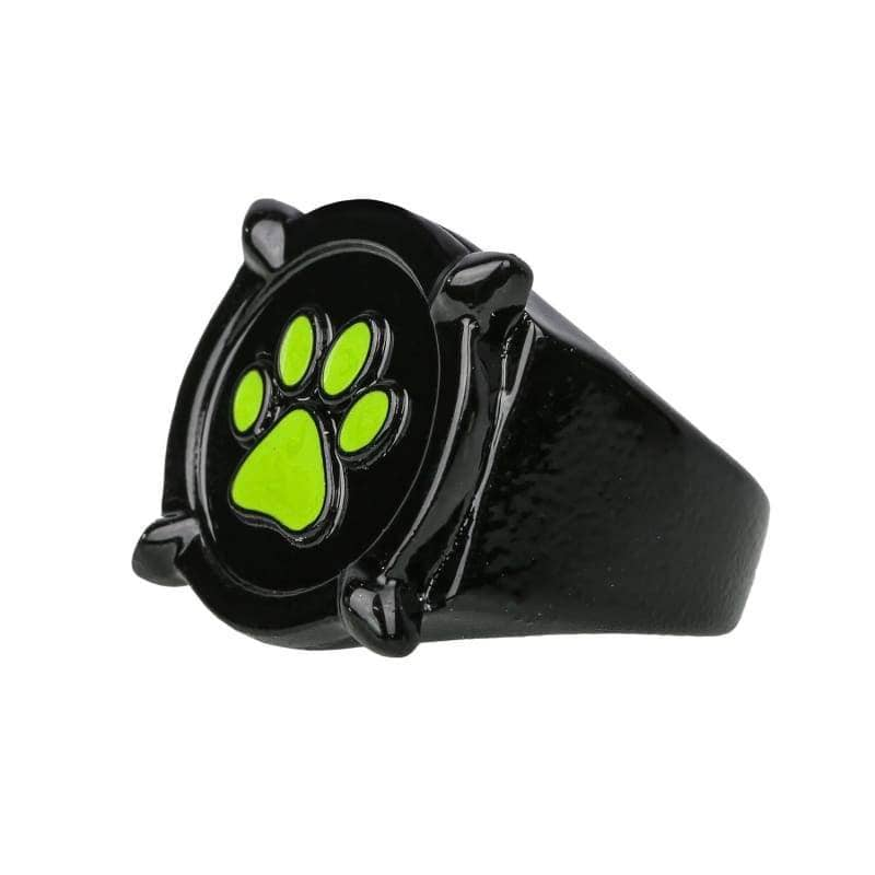 Xcoser Cat Noir Black Ring Deluxe Zinc Alloy Cosplay Accessory - Jewelry 5