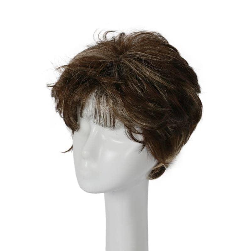 Xcoser Cosplay Wearing & Accessory Wig Short Black Straight - Wigs 1