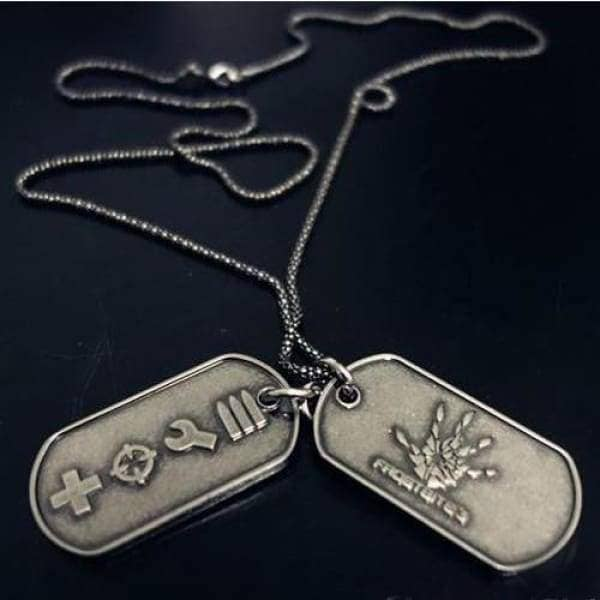 Xcoser Costumes Battlefield 4 Dog Tags For Sale Cosplay Necklace - Jewelry 1