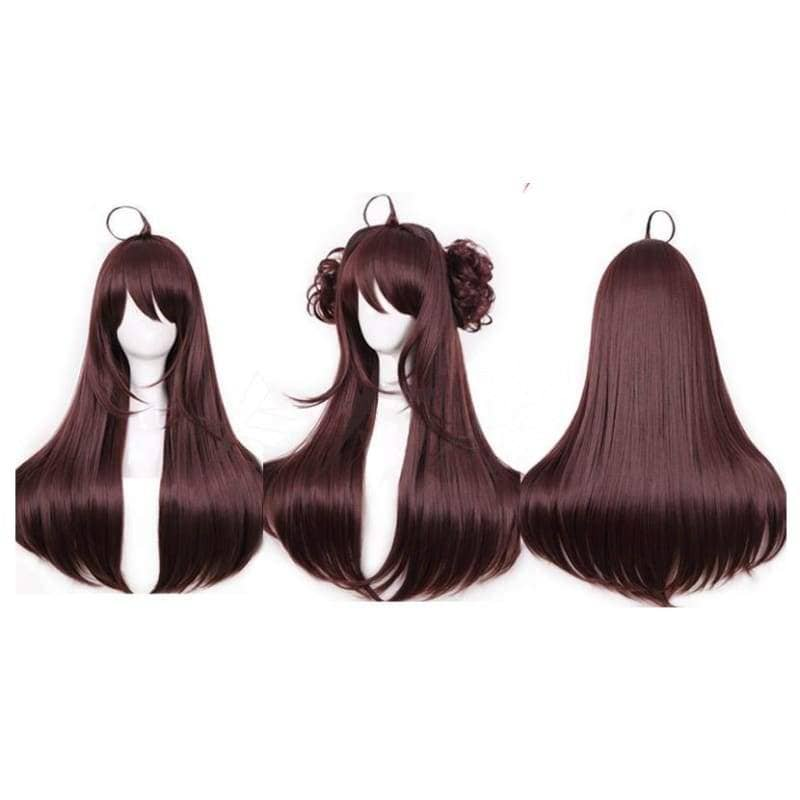 Xcoser Costumes Kantai Collection Cosplay Kancolle Kongou Wig Long Brown Party Hair - Wigs 1