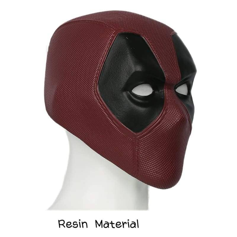 Xcoser Deadpool Head Face Movie Mask Helmet Adult Cosplay Props - 2