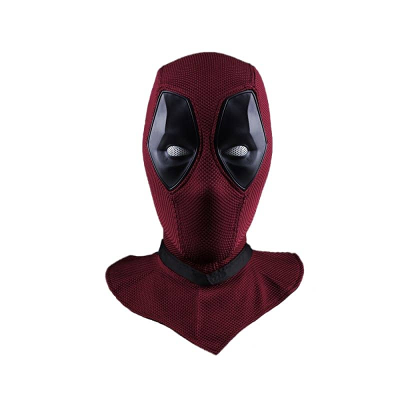 Xcoser Deadpool Knitted Fabric Mask - 4