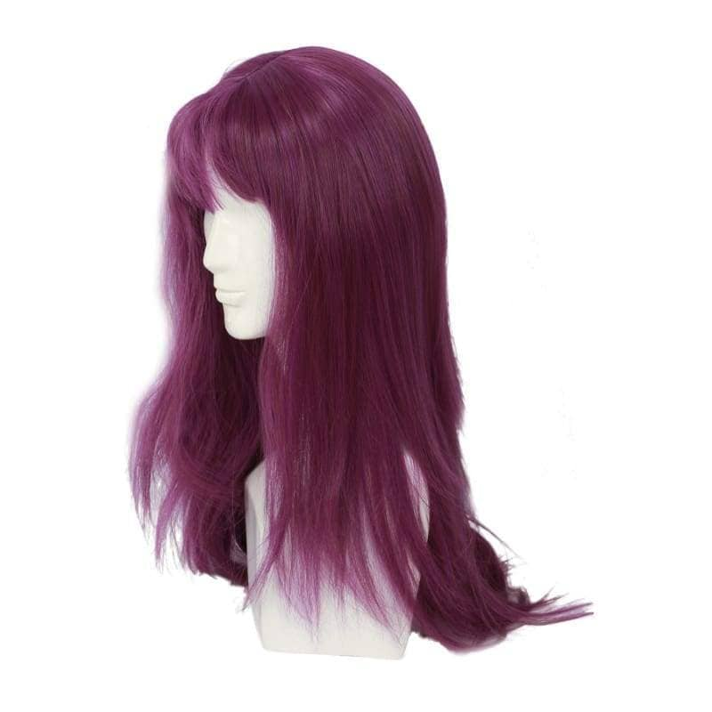 Xcoser Descendants 2 Movie Cosplay Mal Purple Wig Accessory Wigs- Xcoser International Costume Ltd.
