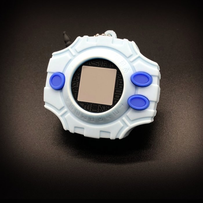 Xcoser Digimon Digivice Cosplay Props PropsWhite- Xcoser International Costume Ltd.