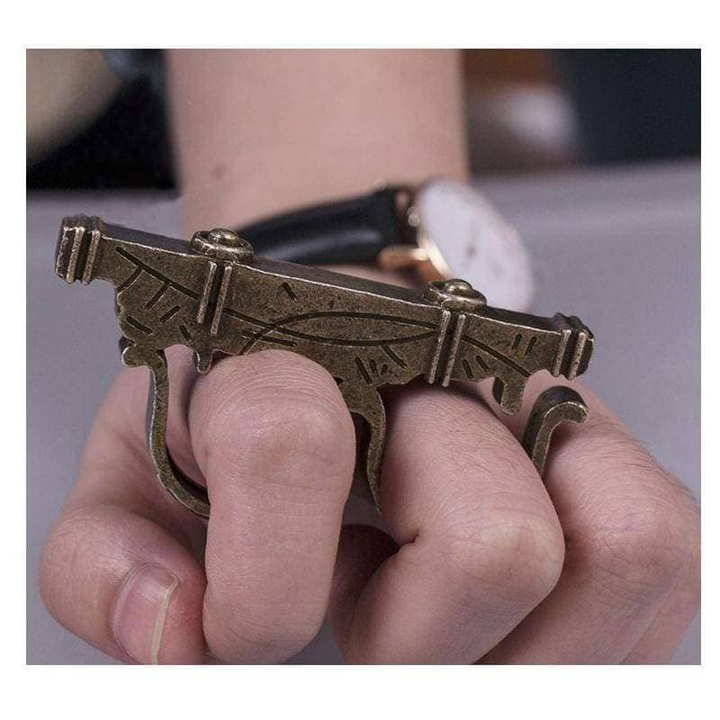 Xcoser Doctor Strange Cosplay Magic Sling Ring - Jewelry 5