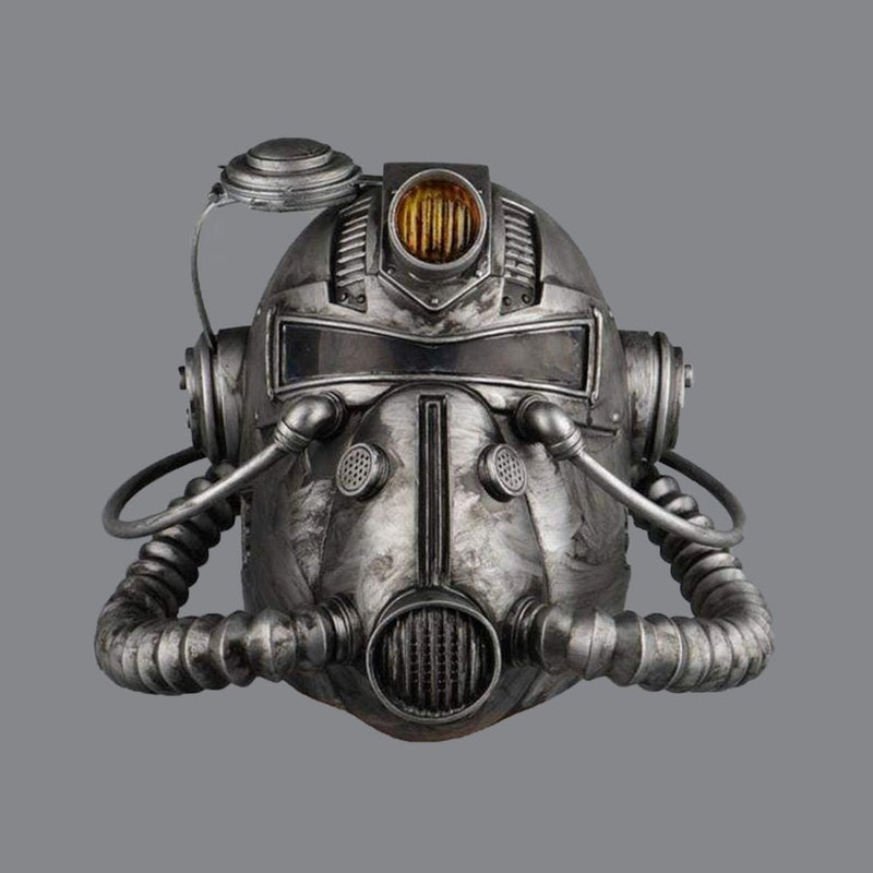 Xcoser Fallout 4 T-51 Power Armor Cosplay Helmet Helmet- Xcoser International Costume Ltd.