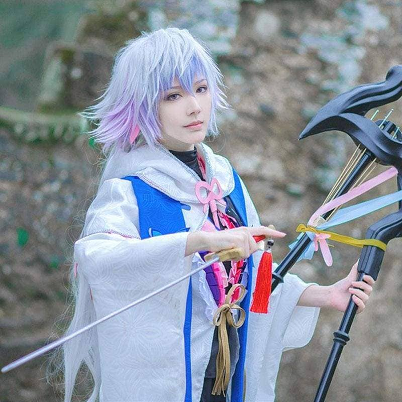 Xcoser Fate Grand Caster Merlin Cosplay Costume Costumes- Xcoser International Costume Ltd.