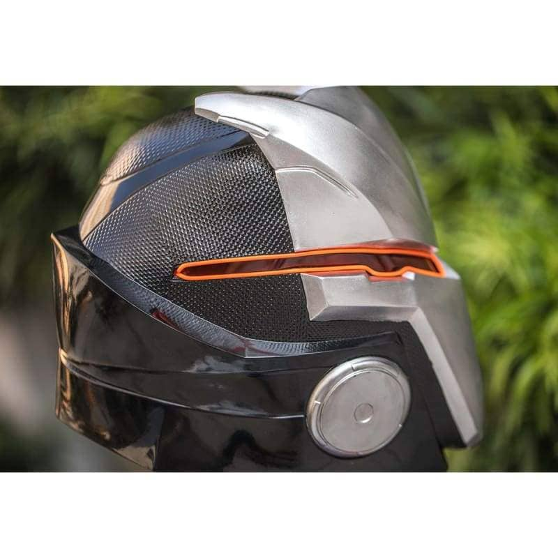 Xcoser Fortnite Season 4 Max Omega Helmet With Led Light - 6