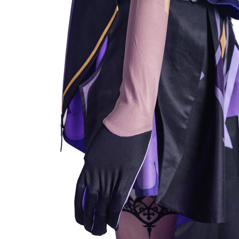 Xcoser Genshin Impact Mondstadt FISCHL Cosplay Costume CostumesS- Xcoser International Costume Ltd.