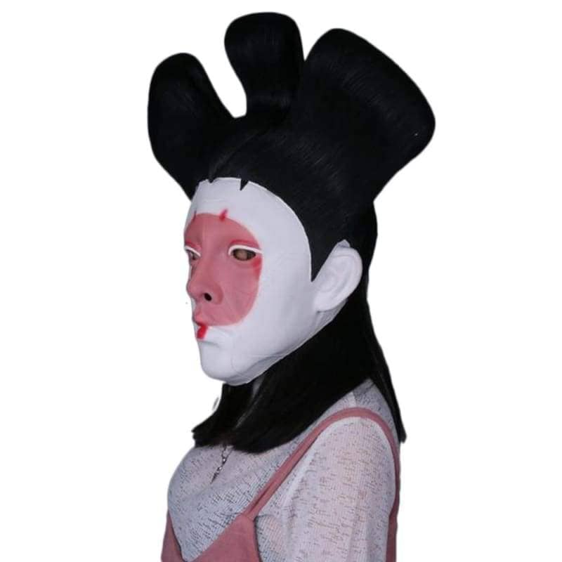 Xcoser Ghost in the Shell Robot Geisha Cosplay Mask For Halloween Mask- Xcoser International Costume Ltd.