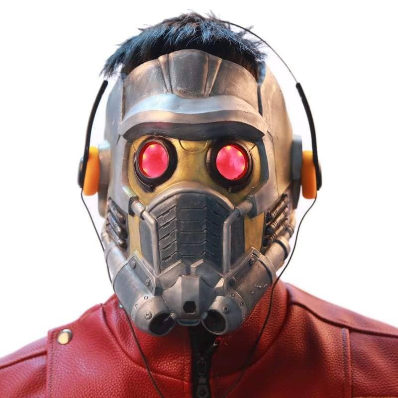 Xcoser Guardians Of The Galaxy Star Lord Earphone Cosplay Props - 4